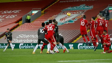 Liverpool 0-0 Manchester United: Anfield stalemate as ...