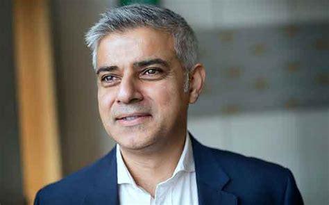 Sadiq Khan Mayor
