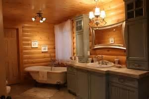 log home bathroom ideas rustic bathrooms