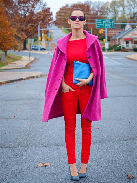 Awesome Red and Pink Combo Outfit Fashion for Crazy Girls u2013 Designers Outfits Collection