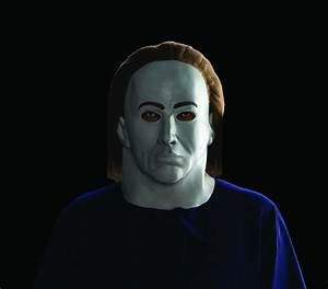 Michael Myers Mask - Hollywood Costumes