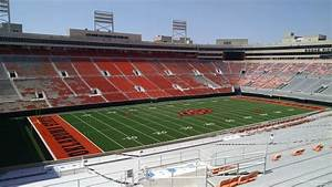 Section 334 At Boone Pickens Stadium Rateyourseats Com