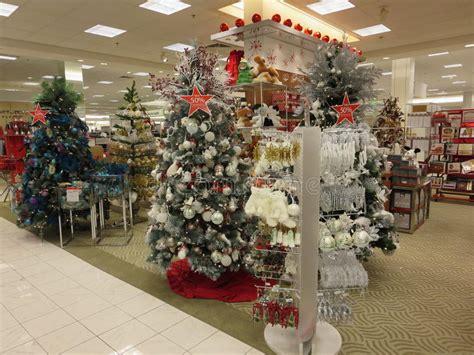 tienda de los macys de los 225 rboles de navidad imagen