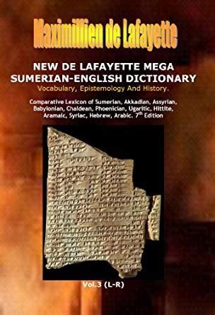 edition  de lafayette mega sumerian english
