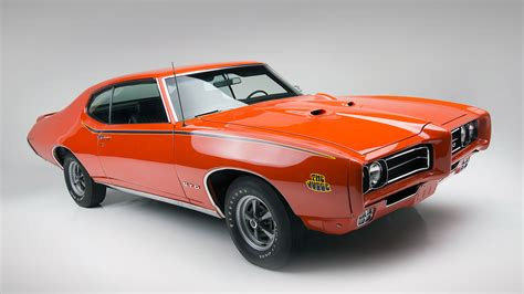 1969 Pontiac GTO Judge Wallpapers & HD Images - WSupercars