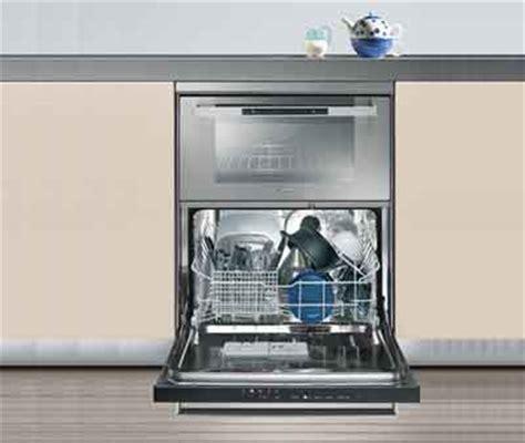four lave vaisselle cuisson et lavage combin 233 s