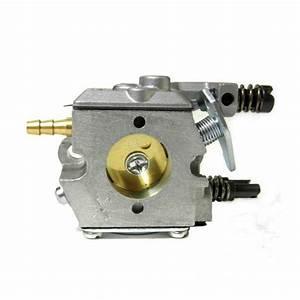 Walbro Carburetor For Husky Saw Rancher 50  P500  And