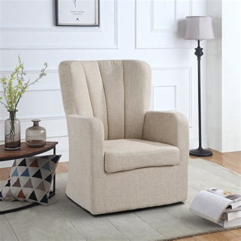 Living Room Accent Chairs On Sale by Modern Swivel Armchair Rotating Accent Chair For Living