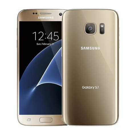 samsung galaxy s7 unlocked refurbished phone for t mobile at t and more gold cheap phones