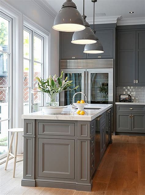 best gray paint color for kitchen cabinets the best gray paint colors for your kitchen
