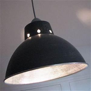Luminaire Style Industriel : cr er un luminaire dans un esprit industriel id e cr ativeid e cr ative ~ Teatrodelosmanantiales.com Idées de Décoration