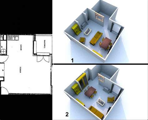 les 5m en cuisine comment agencer ce salon salle à manger paperblog