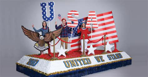 4th of july parade float decorating kit parade float