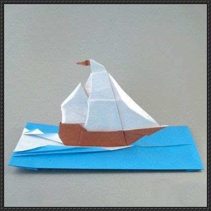 Origami Boat Square Paper Easy by Pin By Papercraft Square On Paper Craft Square