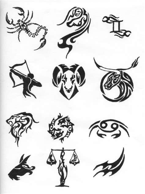 65+ Leo Zodiac Sign Tattoos Collection