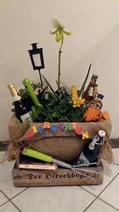 Kreative Geschenke Für Männer : biergarten f r m nner zum geburtstag geldgeschenke geburtstag geschenke und geburtstag mann ~ Orissabook.com Haus und Dekorationen