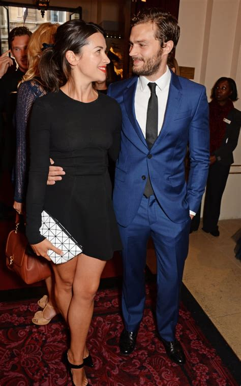 Jamie Dornan and Wife Amelia Warner's Cutest Pictures ...