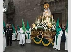 La Cofradía de la Virgen de la Esperanza celebra el 60º