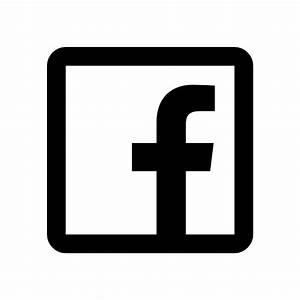 Icône Facebook Gratuit de News and Media Icons
