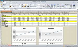 531 spreadsheet download all things gym With 531 program template