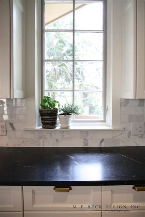 soapstone countertops traditional kitchen   beck design
