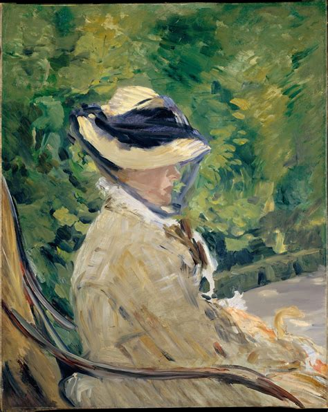 Manet Full Form by 201 Douard Manet Madame Manet Suzanne Leenhoff 1830 1906