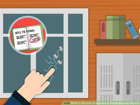 Apartment Deposit by How To Recover An Apartment Rental Security Deposit 14 Steps