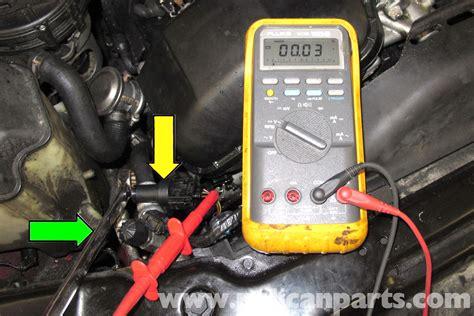 bmw  camshaft sensor testing bmw
