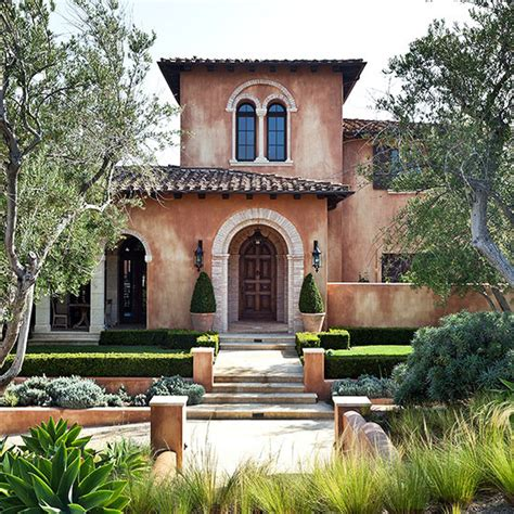 Mediterraneanstyle Home Ideas