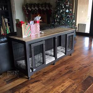 best 25 dog crates ideas on pinterest dog crate diy With custom dog crates for home