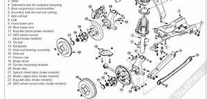 02 Ford Taurus Front End Suspension
