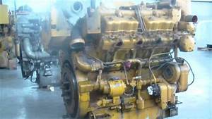 Caterpillar D379 Marine Engine
