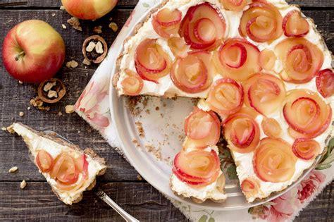 tarte aux pommes bouquet de roses doctobre boulanger