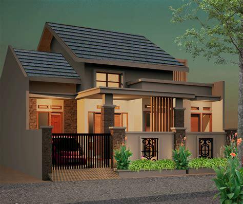 desain rumah minimalis huk top rumah