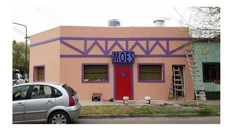El Bar De Moe Llegó Al Ituzaingó