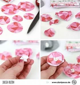 Wanddeko Selber Machen : blog papierblumen wanddeko selber machen februar minikit ~ Eleganceandgraceweddings.com Haus und Dekorationen