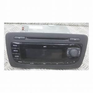 Autoradio Lecteur Cd : autoradio avec lecteur cd mp3 seat ibiza ref 6j1035153c 6j1035153e 6j1035153g 6j1035153h ~ Voncanada.com Idées de Décoration