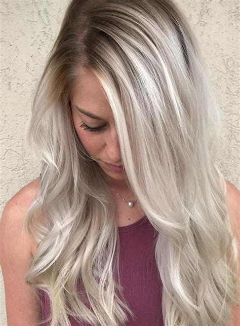 Coloring Unice Hair by 50 Awesome Hair Color Trends For 2018