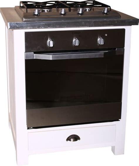acheter module cuisson en pin zinc four plaque