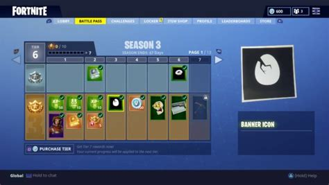 Fortnite: All New Season 3 Battle Pass Items in Battle Royale