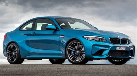 2017 BMW M2 Coupe (AU) - Wallpapers and HD Images   Car Pixel