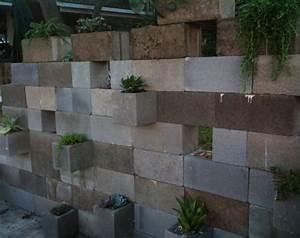 Mur En Moellon : mur en parpaing quel type choisir et quel budget pr voir ~ Dallasstarsshop.com Idées de Décoration