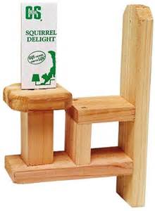 squirrel feeder patterns woodworking projects plans