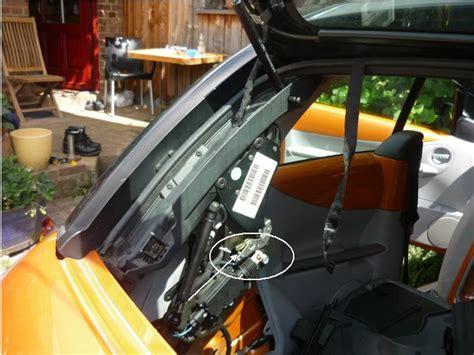dach und mehr grossesscharnier1 c3 pluriel dach und kofferraum bewegen sich nicht mehr citro 235 n c2 c3