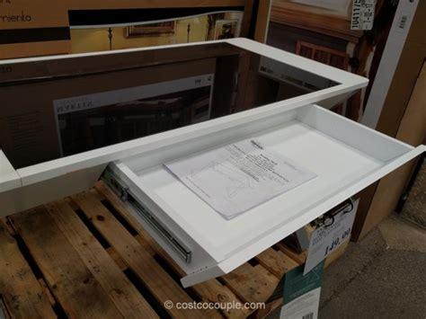 bayside writing desk costco bayside furnishings writing desk