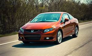2012 Honda Civic Si Coupe Test - Review
