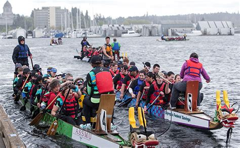 Dragon Boat Racing Olympia by Paddles Up For The Eleventh Annual Dragon Boat Festival