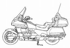 Honda Gl 1500 Goldwing 1994 Service Manual Download