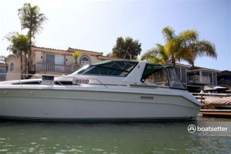 Boatsetter Los Angeles by Rent A 1990 50 Ft Sea Boats 480 Sundancer In Los