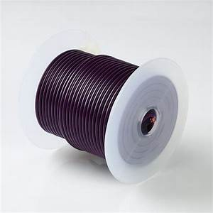 100ft Purple High Performance 16 Gauge 12v Primary Wire